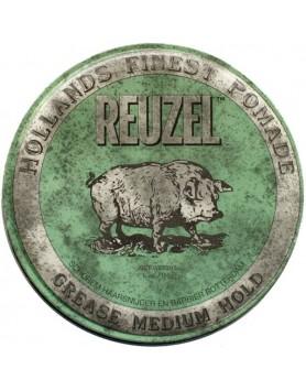 Reuzel Green Pomade Grease Medium Hold